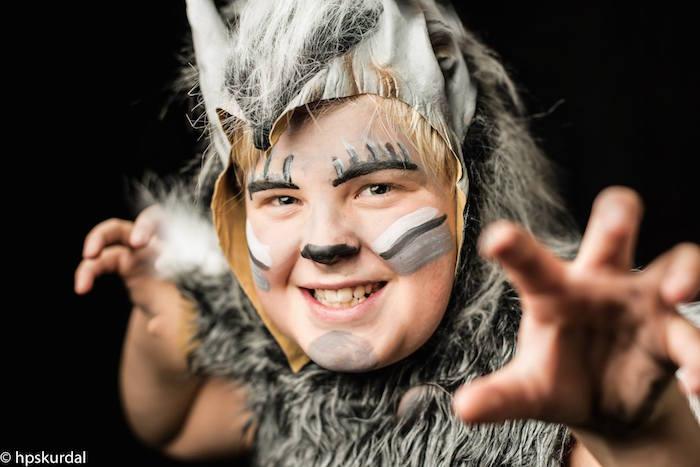 tutogkjoer ulv