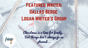 Christmas is a time for family… but things don't always for as planned: Dallas Berge
