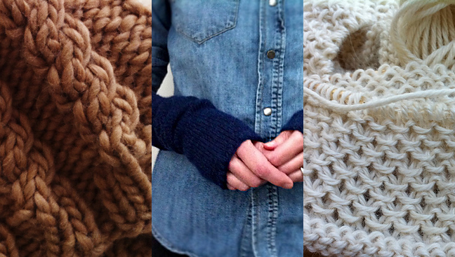 Getting Beyond Garter Stitch: Or, How to stop being a knitting beginner
