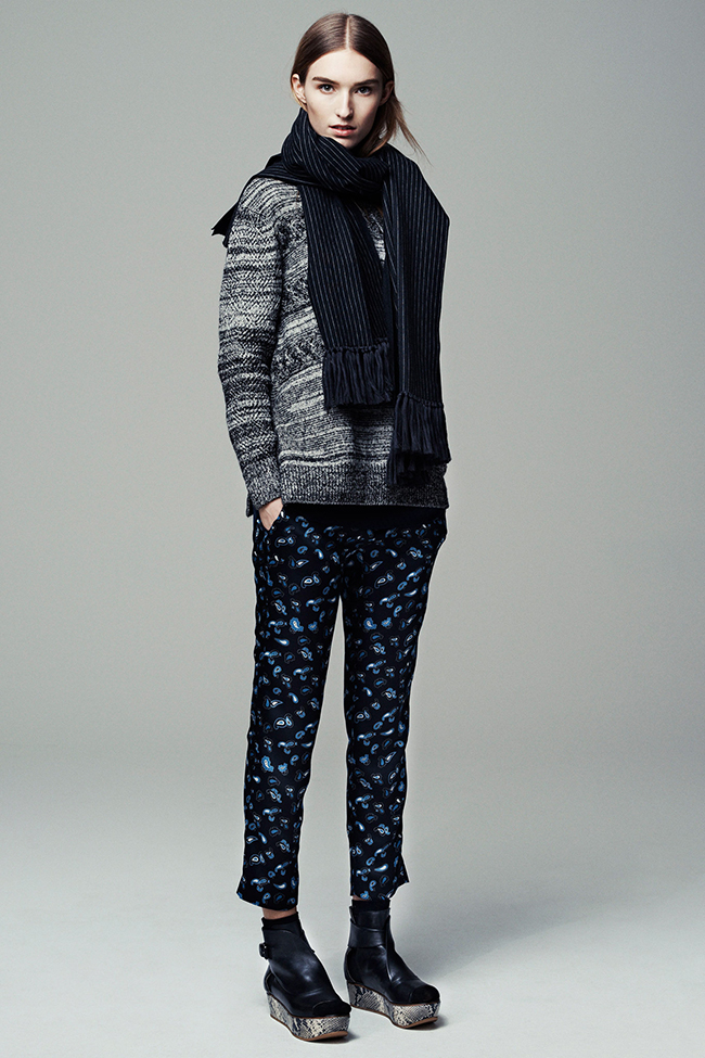 Best knits of Pre-Fall 2014