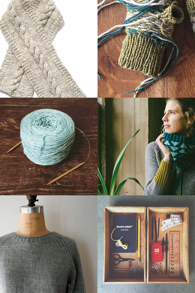 Beginning to Knit: Everything you need to know to go from garter-stitch scarves to your first sweater