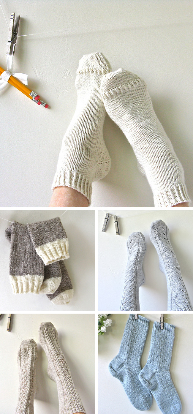 New Favorites: Cabinfour's collected socks