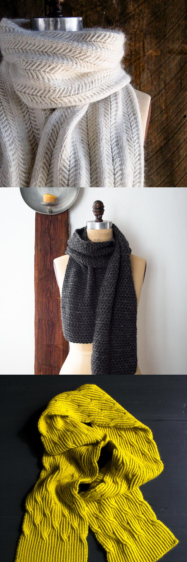 New Favorites: the Purl Bee three