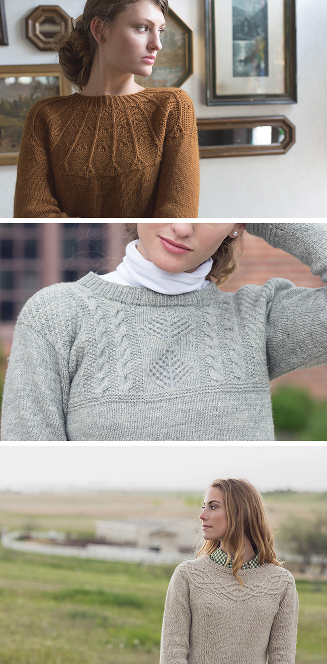 New Favorites: from Interweave Knits Fall '15