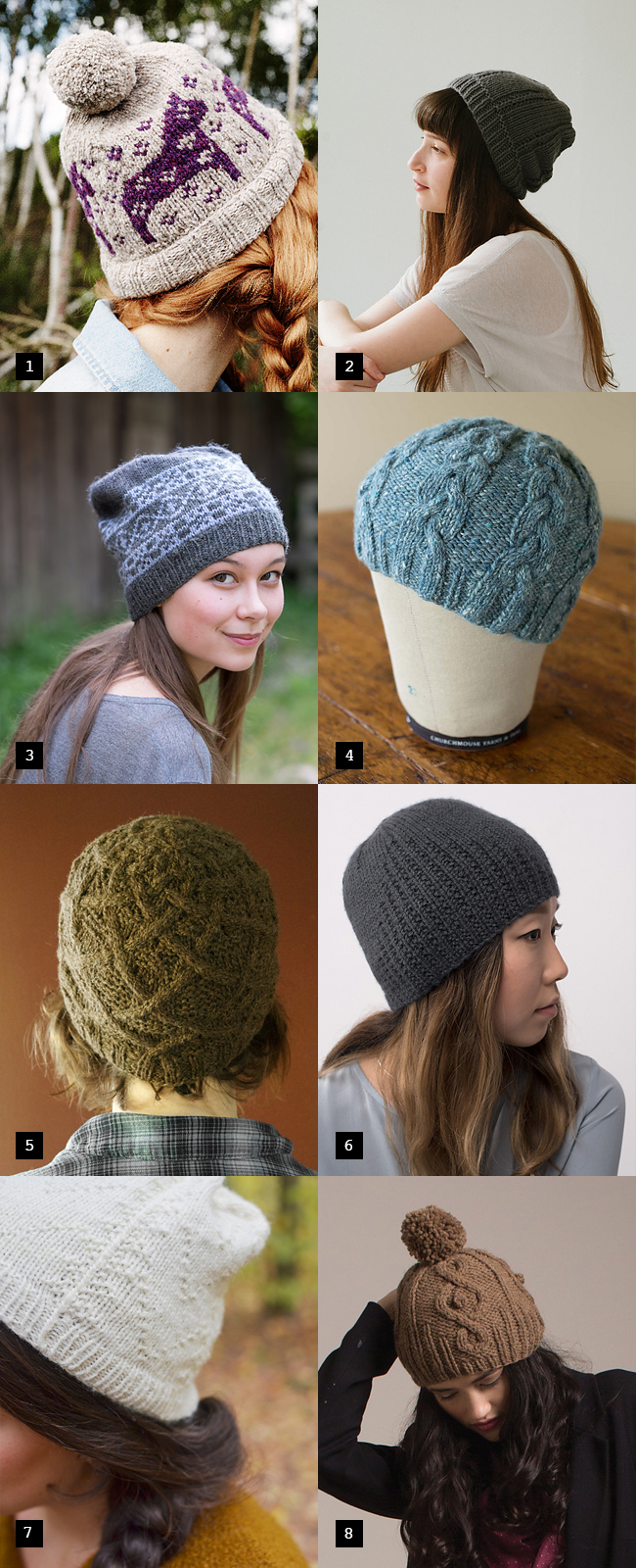 Best new hat patterns — Fall '15