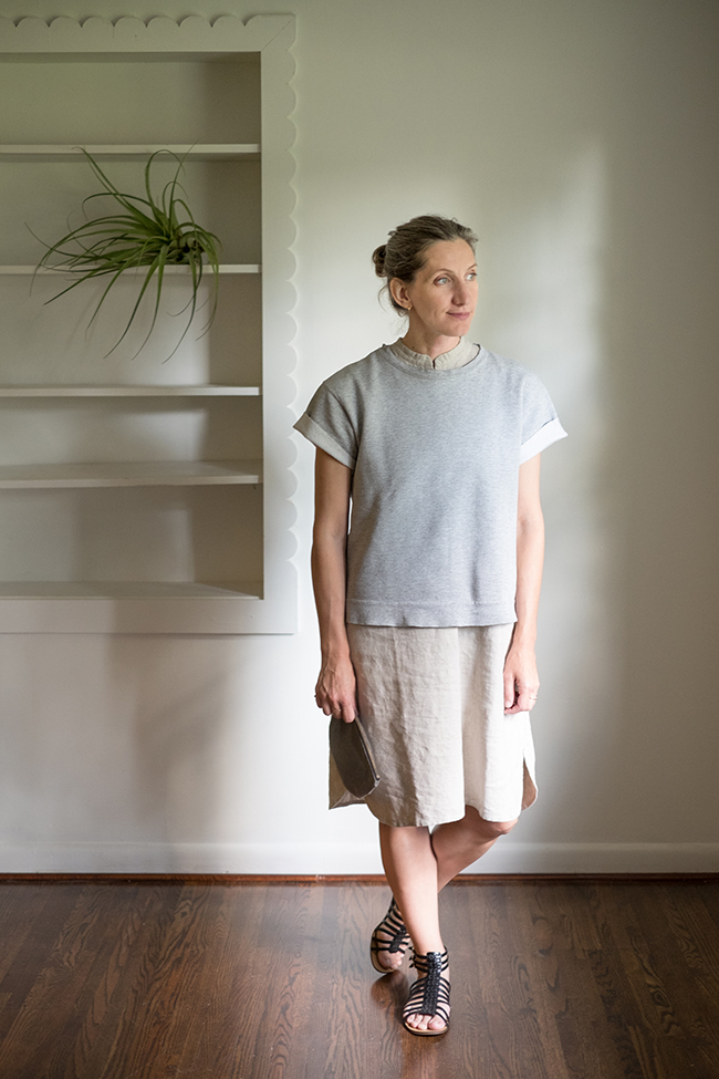 Slow Fashion October, Week 2: SMALL — and the hardest working garments in my closet