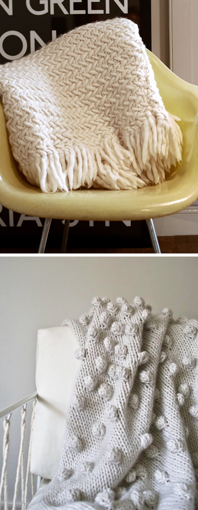 New Favorites: Mega blankets