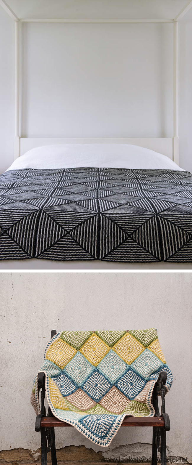 New Favorites: Graphic blankets