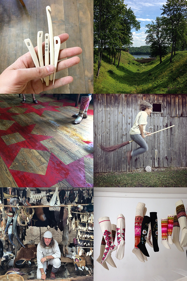 Craftlands: Estonian Craft Camp