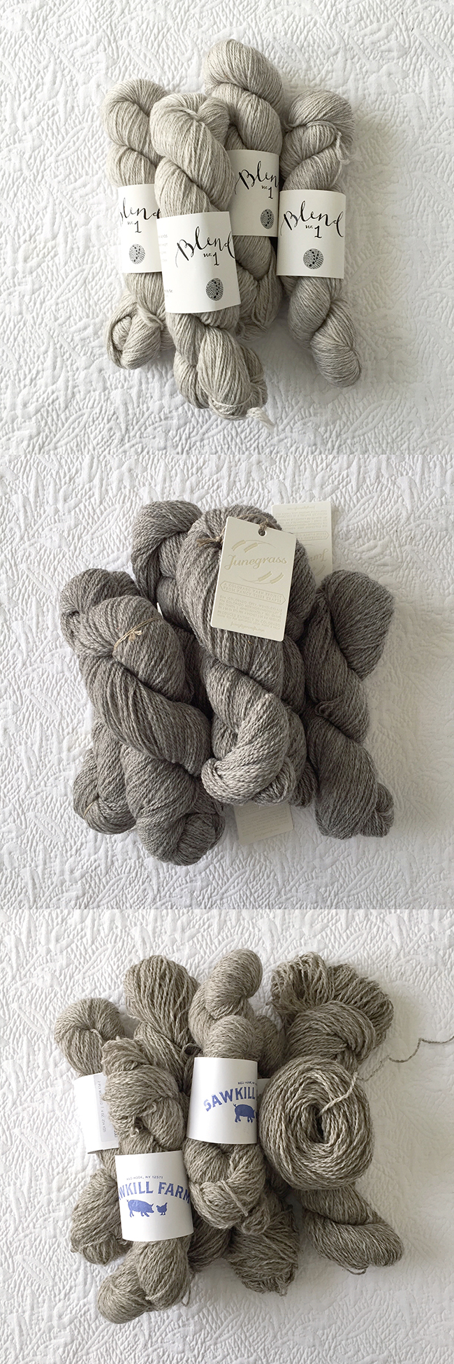 Q for You: What's your yarn-buying weakness?