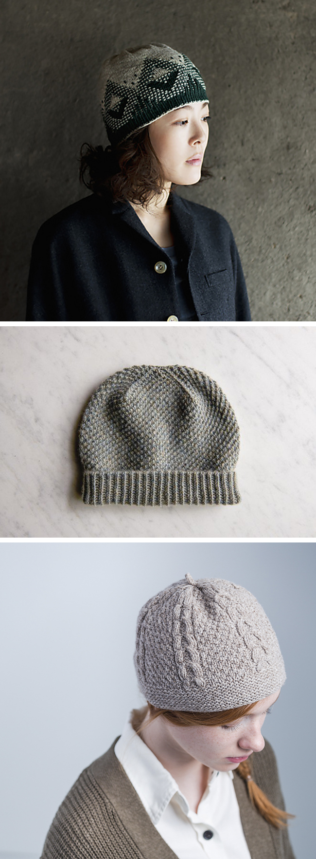 New Favorites: The solace of hats