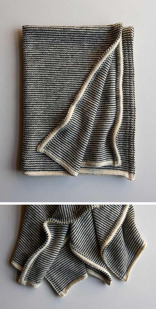 New Favorites: Purl Soho's most brilliant blanket
