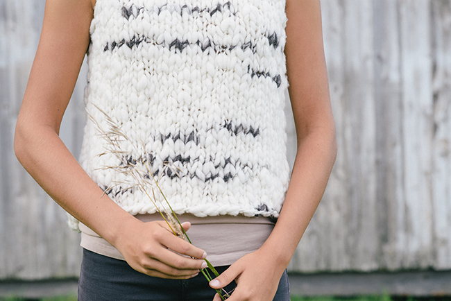 Now available: Camellia Tank pattern!