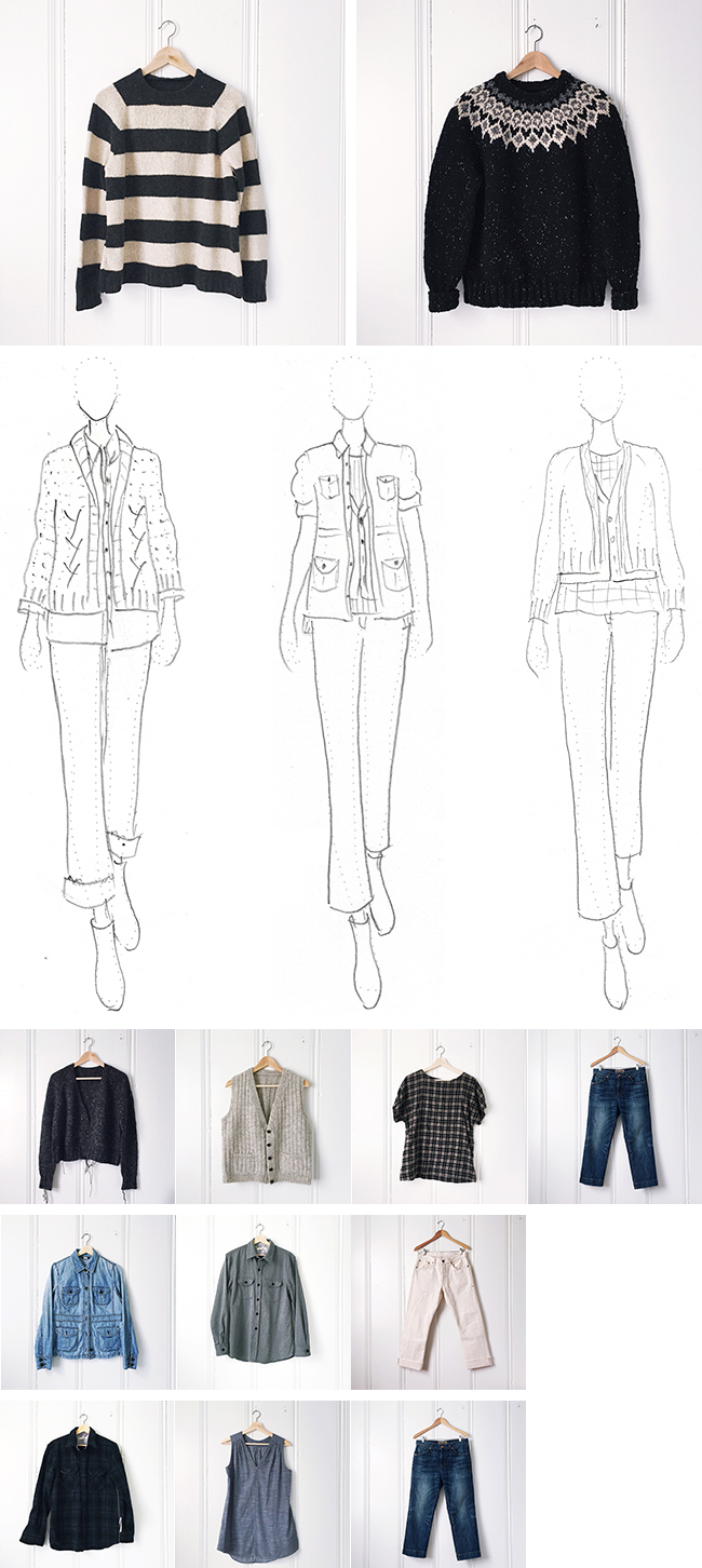 Winter wardrobe results: Or, what to do next year
