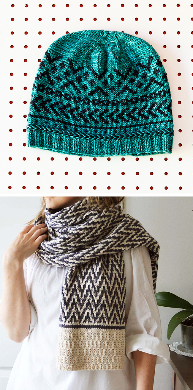 New Favorites: Colorwork plus