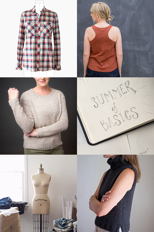 Summer of Basics Make-along starts now!