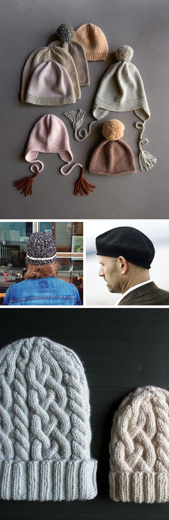 Make Your Own Basics: The hat