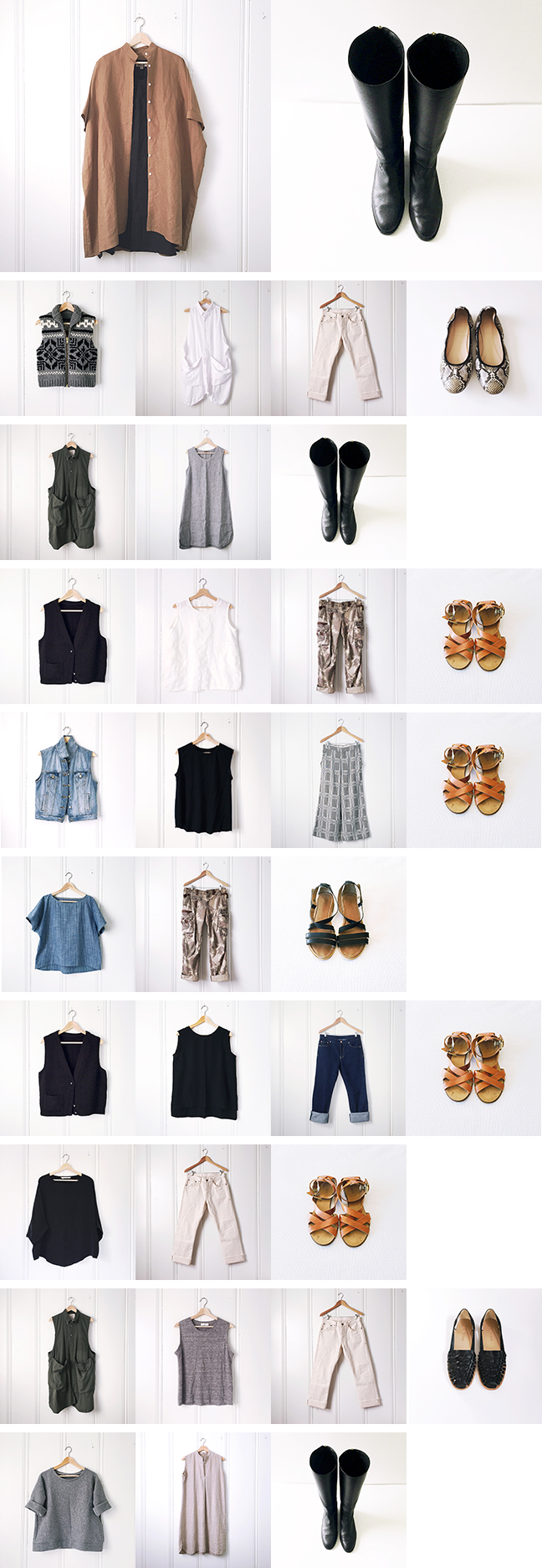 Outfits! : Pre-fall 2017