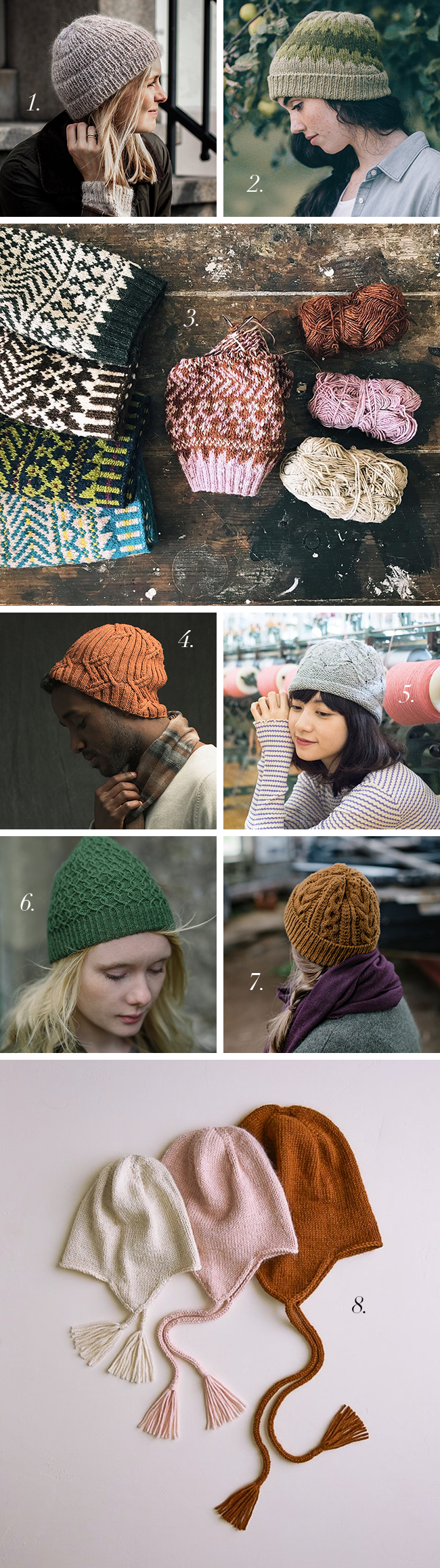 New Favorites: (Holiday) hat mania!