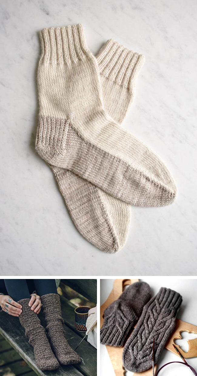 New Favorites: House socks