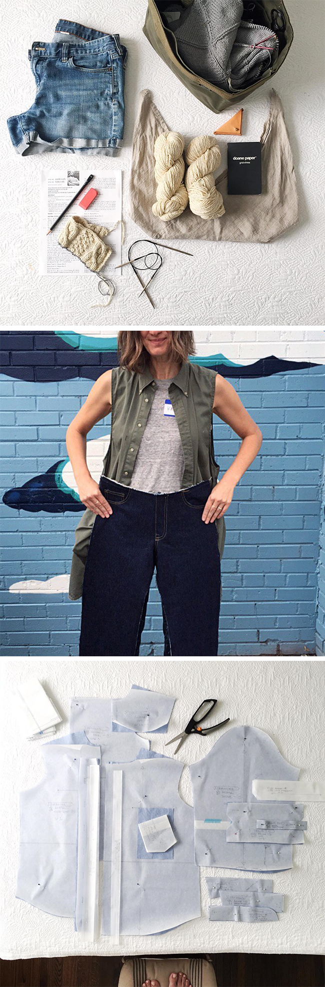 Slow Fashion Citizen: Karen Templer