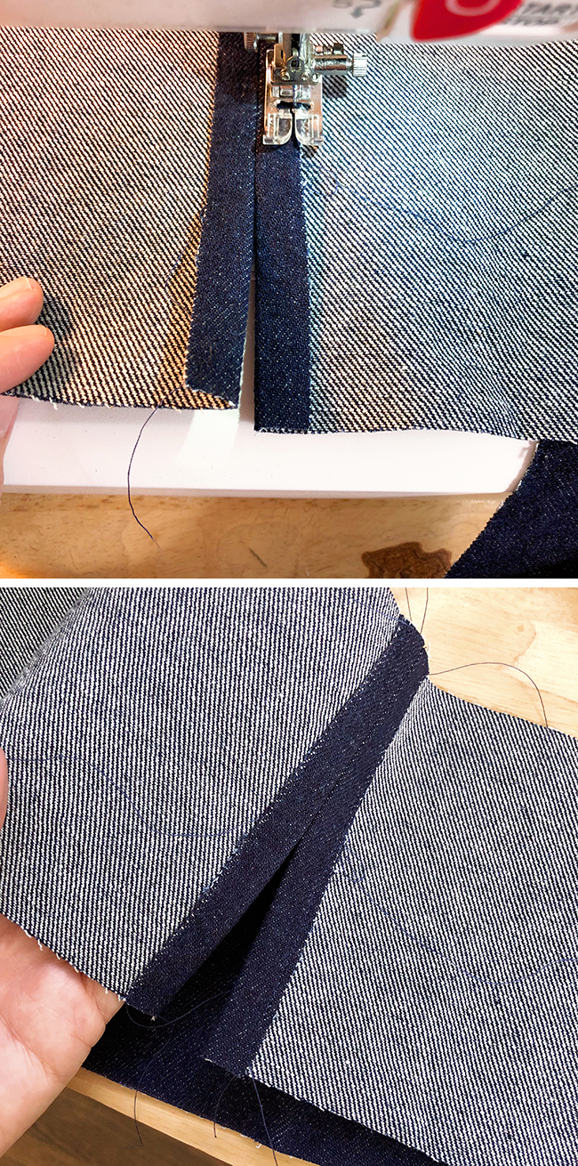 How to sew an elastic waistbands