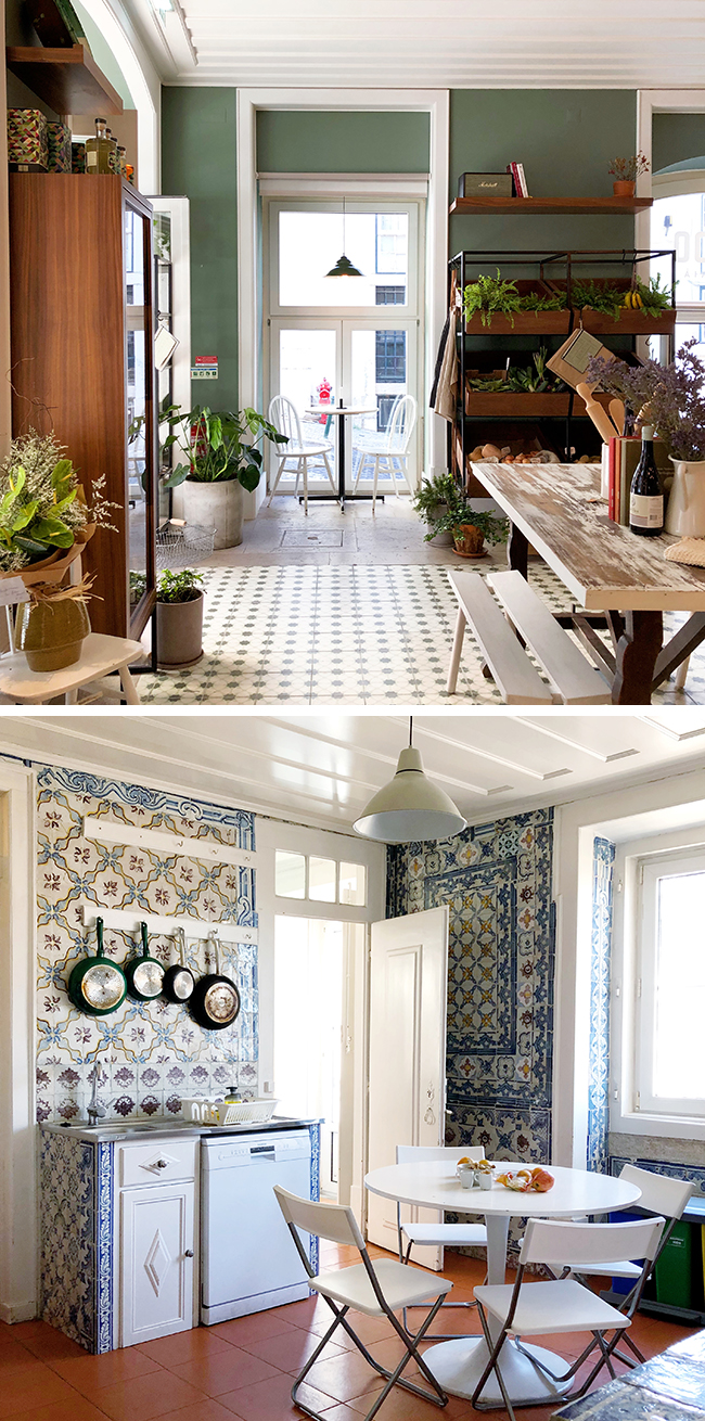 Lisbon guide: Prado Mercearia, Luminous Cibele