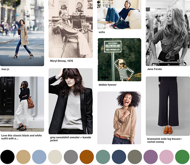 Slow Fashion October, week 1: What's your look?