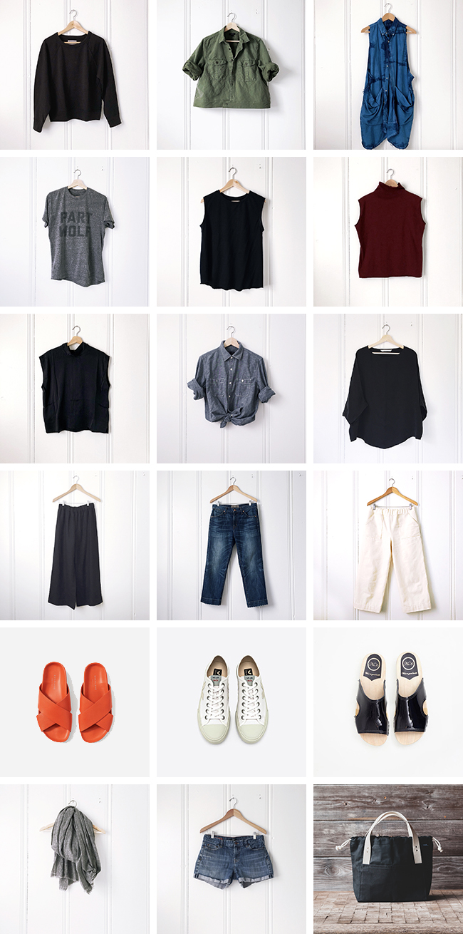 Wardrobe Planning: Palm Springs packing list