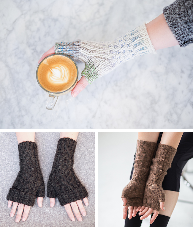 Best fingerless mitts patterns