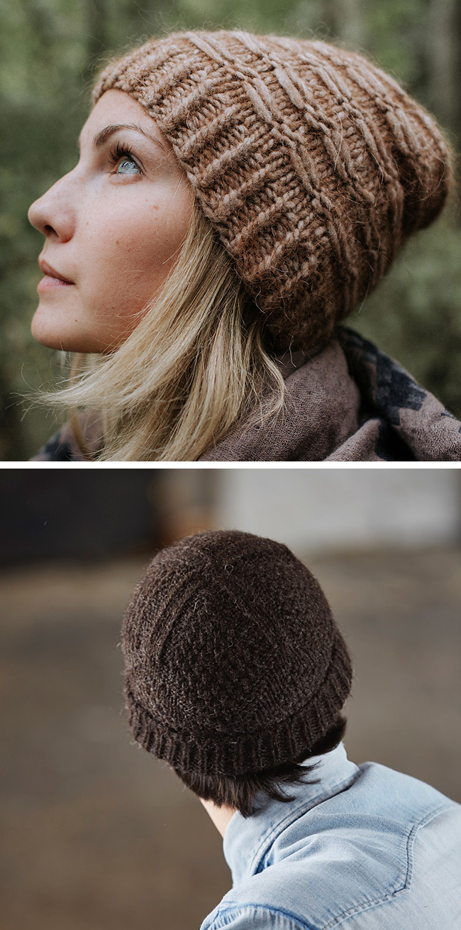 Best hat knitting patterns