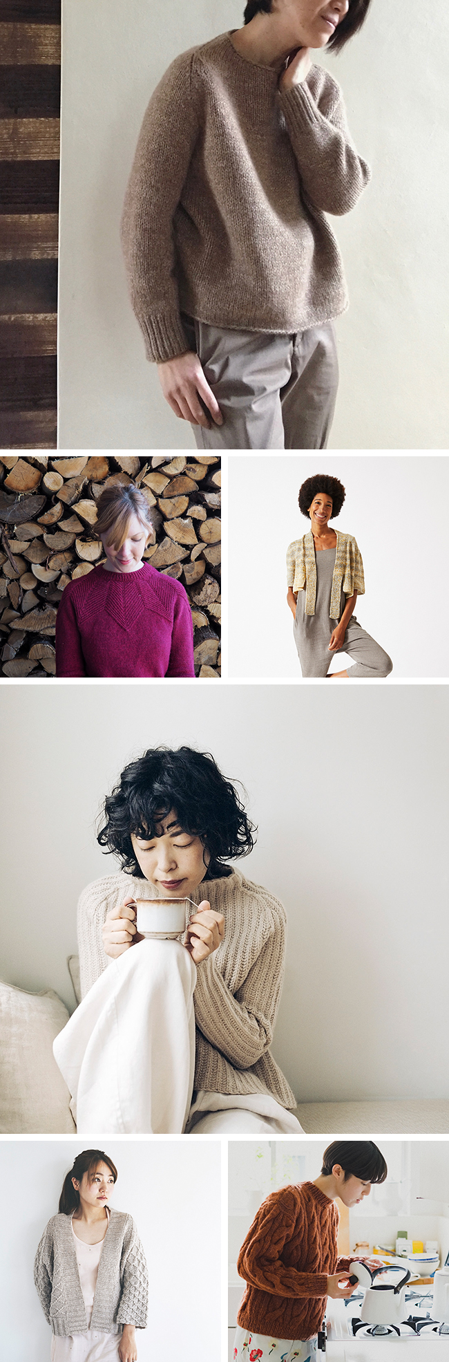 Best knitting patterns of the year (sweaters)