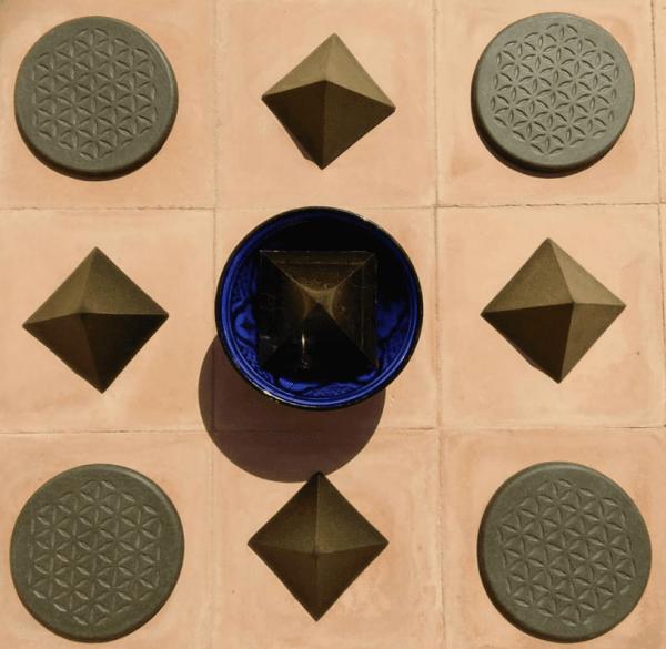 pyramid array