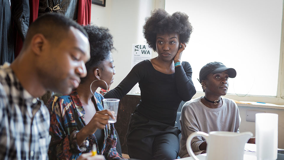 Talawa Firsts backs new plays by Femi Martin, Eno Mfon, and more