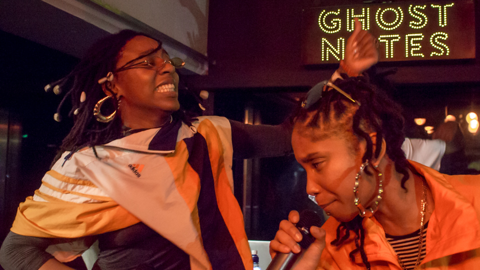 Oshun at Ghost Notes, London photos