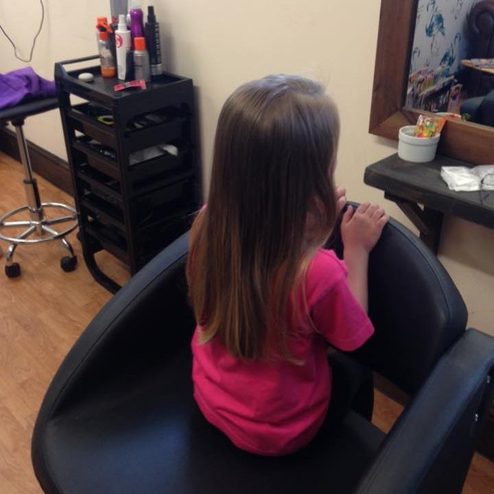 Childrens Hair Cuts at Fringe Hair Salon Newquay
