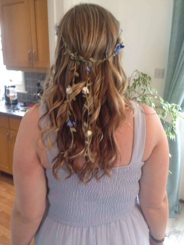 Wedding Hair by Fringe Hair Salon Newquay