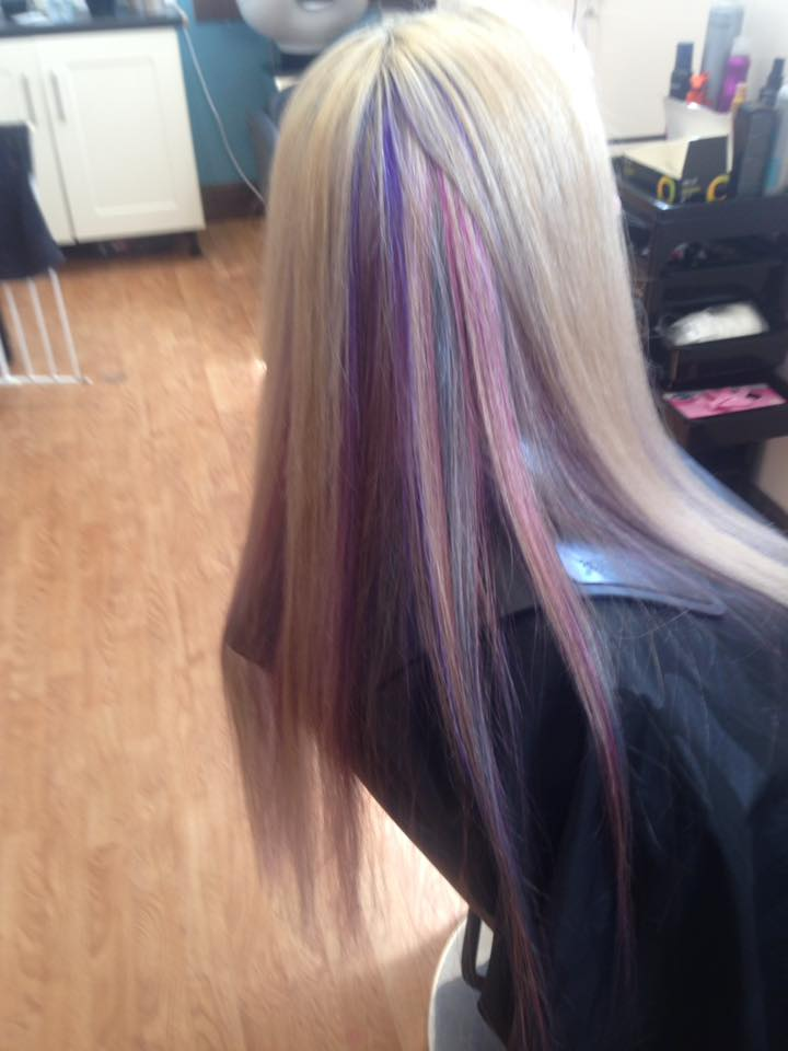Hair Cut and Colour by Fringe Hair Salon Newquay