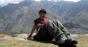 trekking nel Caucaso