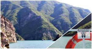 visitare il lago Koman