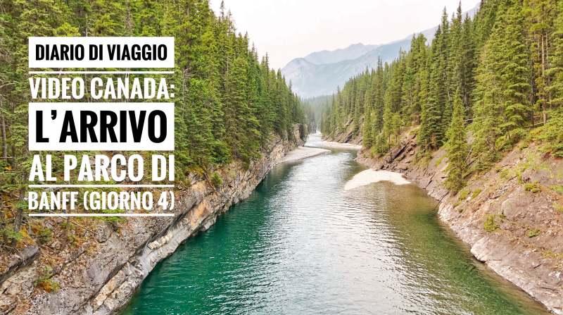 diario di viaggio canada outdoor 2