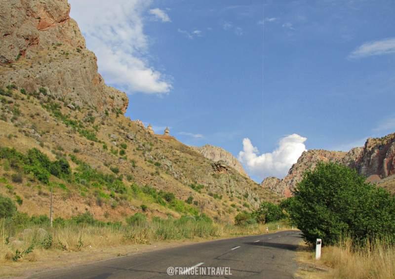 Armenia Visitare Paesagg