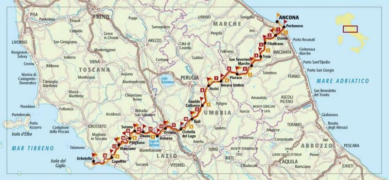 mappa_generale italia coast to coast
