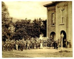 City Fire Department Before 1900