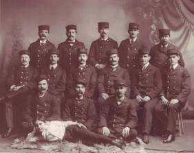 Fostoria Fire Department Co. No. 1