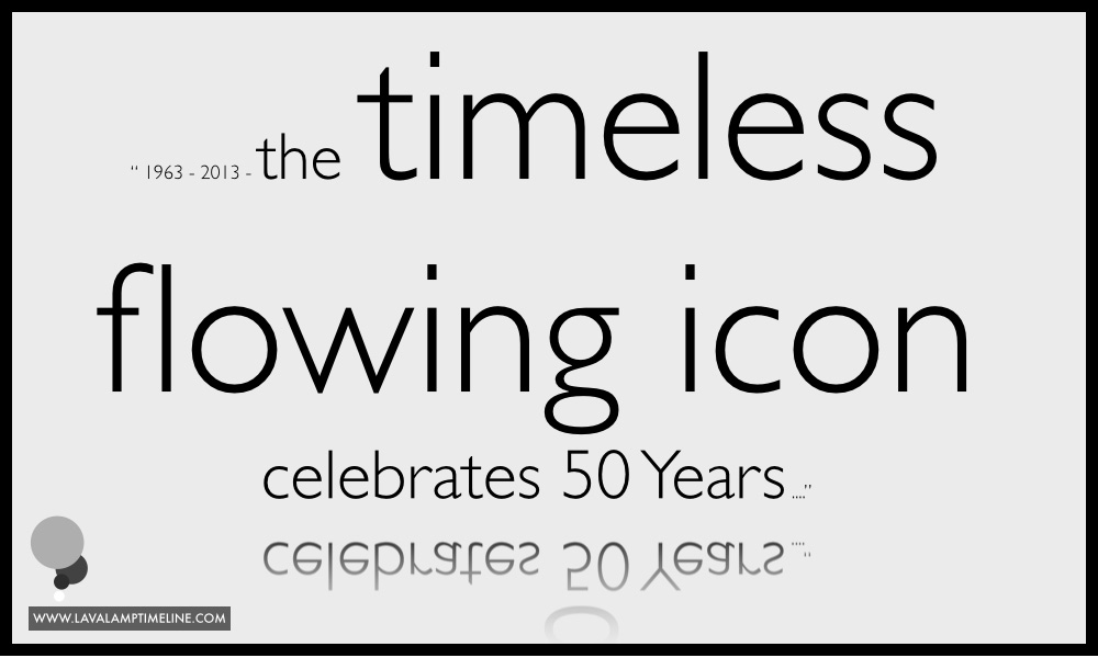 Welcome to www.lavalamptimeline.com Mini Index, a site