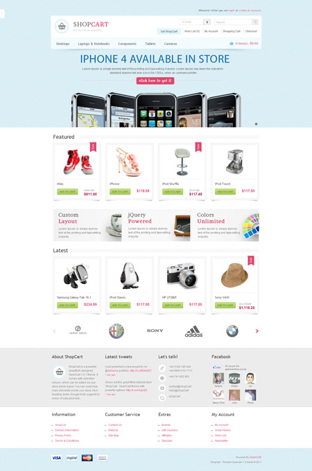 ShopCart-OpenCart-theme-with-powerful-options-layout