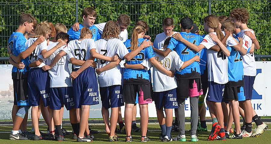 Deutsche Jugend Ultimate-Meisterschaften in Kamen