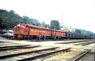 E8As 2020 and 2011 at Newburg, Missouri