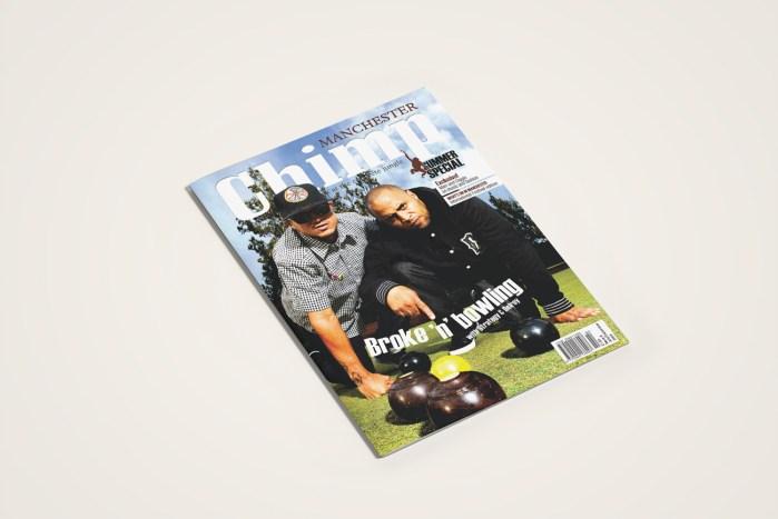 Chimp Magazine Manchester